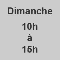 Dimanche 10-15