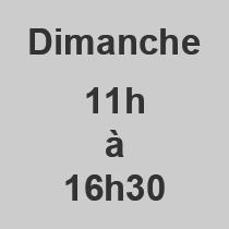 Dimanche 11-1630