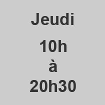 Jeudi 10-2030