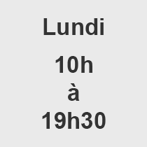 Lundi 10-1930