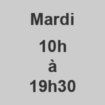 Mardi 10-1930