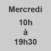 Mercredi 10-1930
